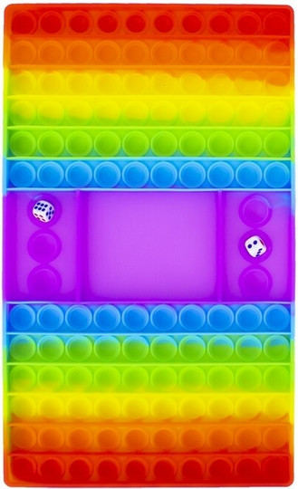 Magic pop game Challenge rainbow hittilelu