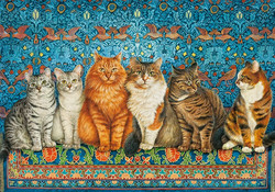 Castorland Cat Aristocracy palapeli 500 palaa