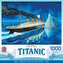 Master Pieces Titanic 100th Anniversary palapeli 1000 palaa