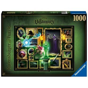 Ravenburger Villainous Malificent palapeli 1000 palaa