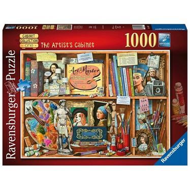 Ravensburger The Artist´s Cabinet palapeli 1000 palaa