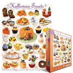 Eurographics Halloween Treats palapeli 1000 palaa