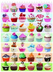 Eurographics Cupcake Celebration palapeli 1000 palaa