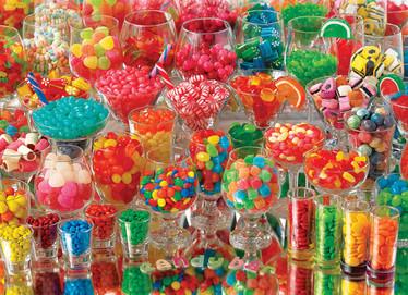 Cobble Hill Candy Bar palapeli 1000 palaa