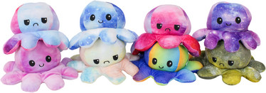 Mood octopus Mielialamustekala, multicolor