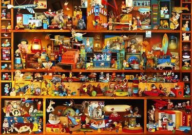 Bluebird Toys Tale - palapeli 1000 palaa