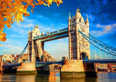 Bluebird Tower Bridge -palapeli 500 palaa