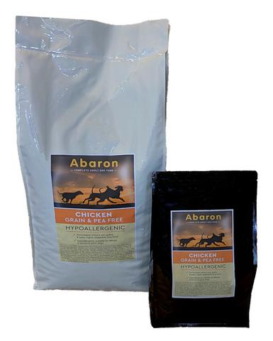 Abaron Chicken Grain & Pea Free - Hypoallergenic 12kg