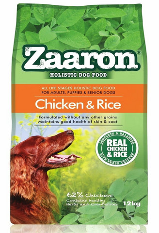 Zaaron Holistic ALS Chicken & Rice 12 kg