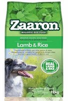 Zaaron Sensitive Holistic Lamb & Rice 12 kg