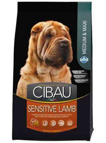 Cibau Sensitive Lamb Medium/Maxi 2,5kg