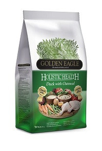 Golden Eagle Holistic Health Duck 12kg