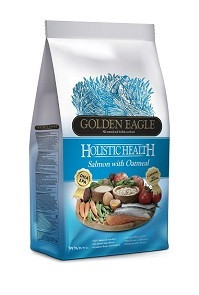 Golden Eagle Holistic Health Salmon & Outmeal 12kg