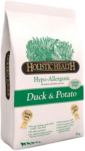 Golden Eagle Hypoallergenic Duck & Potato 2kg
