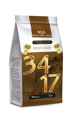 Golden Eagle Fresh Wild Formula 10kg
