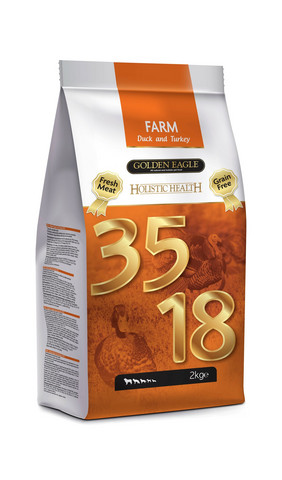 Golden Eagle Fresh Farm Formula 10kg