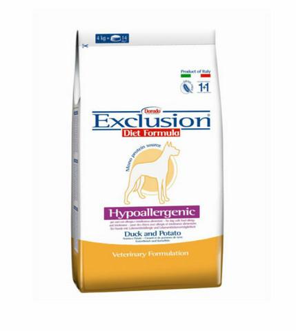 Exclusion Ankka-Peruna 12kg