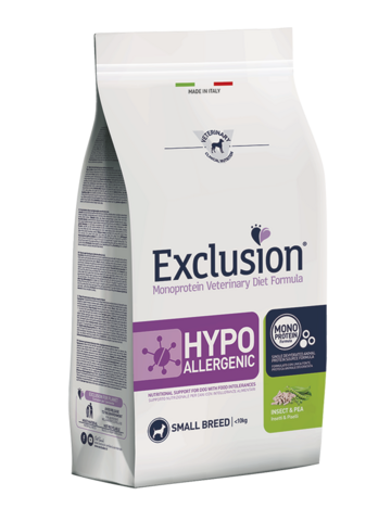 Exclusion Hypoallergenic Insect and Pea 2kg