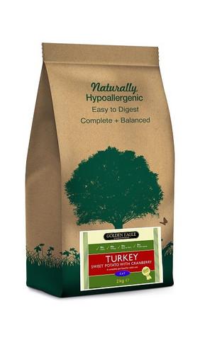Golden Eagle Grainfree Cat ® Kalkkuna 60% bataatti& karpalo  2kg