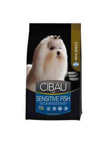 Cibau Sensitive Fish MINI pienirakeinen  kala-riisi täysravinto 2,5kg