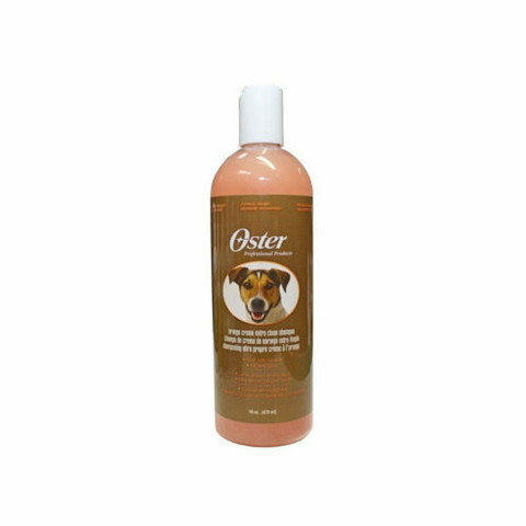 Oster Orange Creme Extra Clean shampoo 473ml
