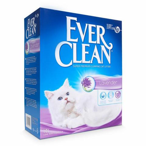 EVER CLEAN  Fresh Lavendar 10 L