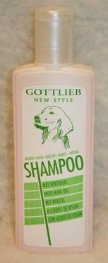 Gottlieb shampoo koiralle – yrtti 300 ml