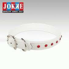 JOKKE Jazzi strassipanta 50-55cm x 25mm valkoinen