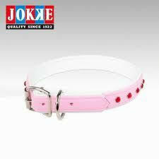 JOKKE Jazzi strassipanta 45-50cm x 25mm pinkki