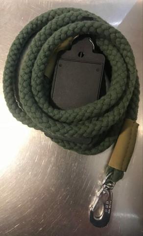 JOKKE Mårsom talutin 190cm x 10mm vihreä