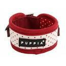 PUPPIA Luxury Collection puuvillapanta 33-38cm red wine