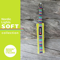 TopCanis Nordic Lights Soft  panta lime