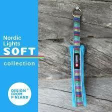 TopCanis Nordic Lights Soft panta turkoosi