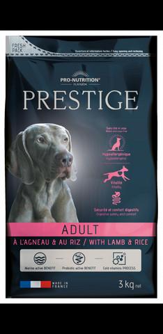 Flatazor Prestige Lamb & Rice 3kg