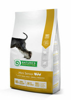 Natures protection Mini Senior +7 years 2kg