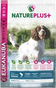 Eukanuba Nature+ medium breed rich in salmon 2,3kg