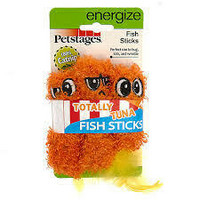 Petstages Fish Stick kissanlelu 9 cm