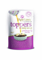 APPLAWS Toppers tasty soup kurpitsa-lohi-ahven 3x40g