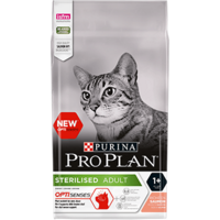 Pro Plan Sterilised Adult 1+ OPTISENSES Salmon 1,5kg
