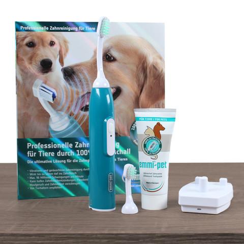 emmi®-Pet Ultraäänihammasharja lemmikeille