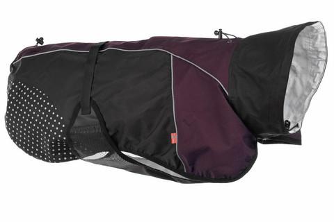 Non-Stop Dogwear Beta Pro raincoat purple 30cm