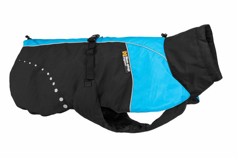 Non-Stop Dogwear Alpha Pro warm jacket blue 40cm
