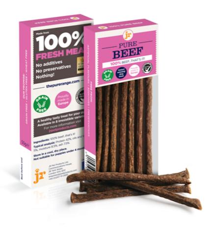 JR Pure Beef Sticks 50g