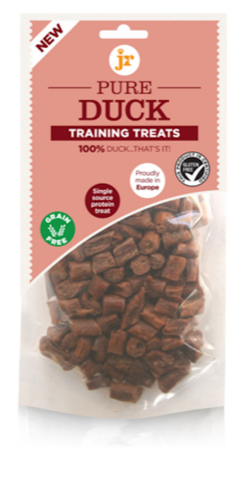 JR Pure Duck Training Treats - Treeninamit 85g