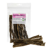 JR pet Natural Twist nautatikku 100g