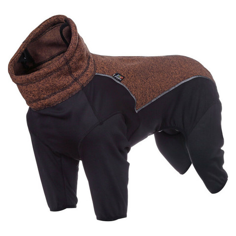 Rukka Knit overall dark brown 25cm