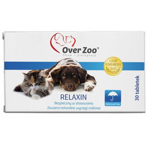 Over Zoo Relaxin tabletit 30kpl