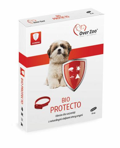 Over Zoo Bio Protecto plus eteerinen öljypanta koiranpennuille