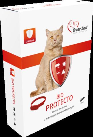 Over Zoo Bio Protecto plus eteerinen öljypanta kissalle