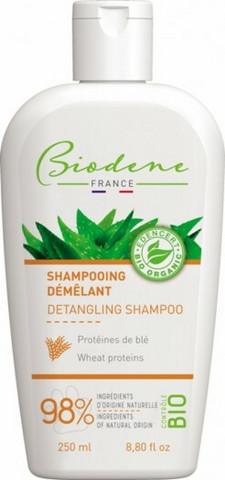 Biodene detangling shampoo 250ml
